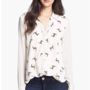 Ella Moss Button Down Shirt